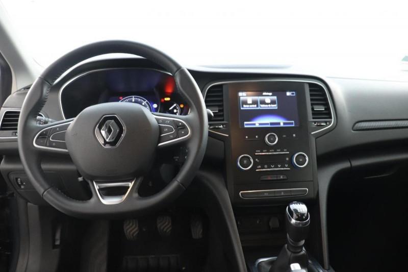 Renault Megane IV BERLINE BUSINESS Blue dCi 115 Gris occasion à Seclin - photo n°4