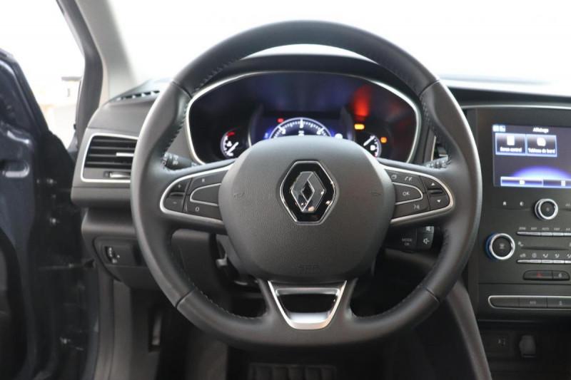Renault Megane IV BERLINE BUSINESS Blue dCi 115 Gris occasion à Seclin - photo n°10