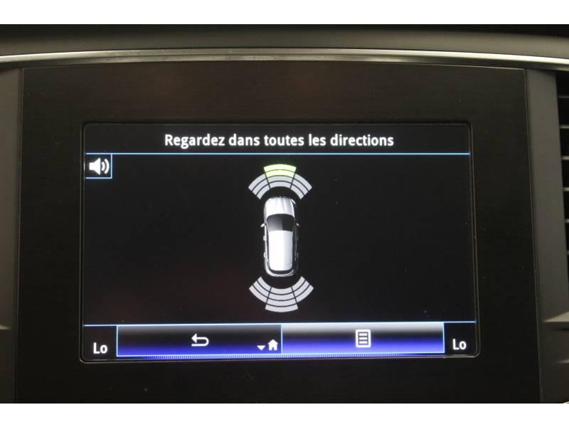 Renault Megane IV BERLINE BUSINESS Blue dCi 115 Blanc occasion à Orthez - photo n°12