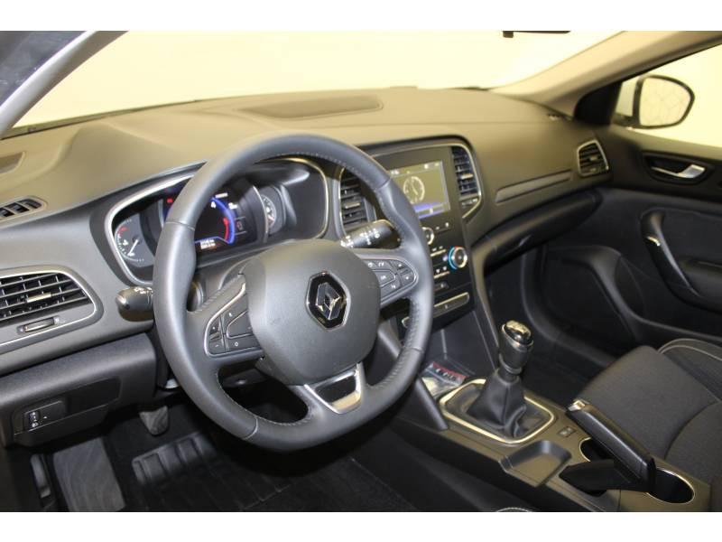 Renault Megane IV BERLINE BUSINESS Blue dCi 115 Blanc occasion à Orthez - photo n°2