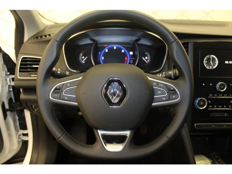 Renault Megane IV BERLINE BUSINESS Blue dCi 115 Blanc occasion à Orthez - photo n°8