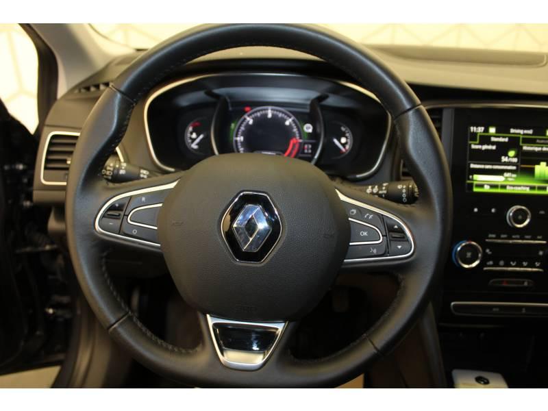 Renault Megane IV BERLINE BUSINESS Blue dCi 115 Gris occasion à MOURENX - photo n°8