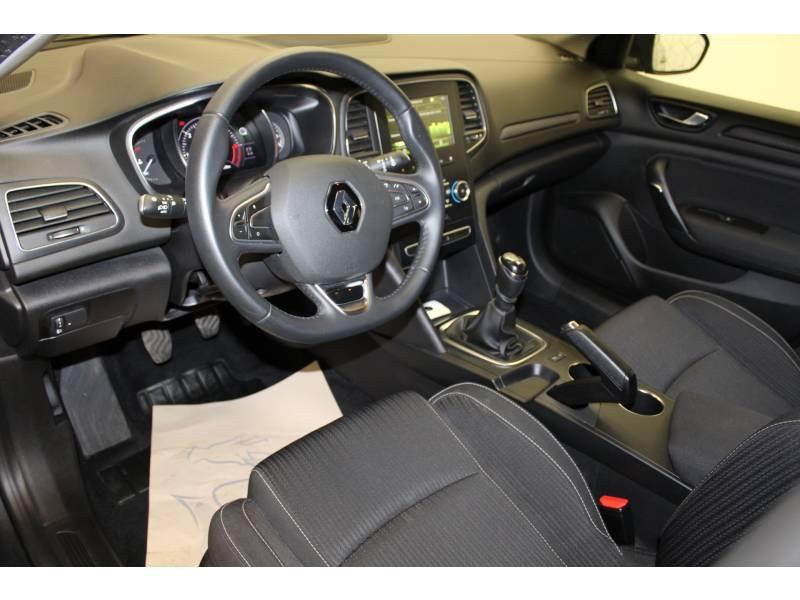 Renault Megane IV BERLINE BUSINESS Blue dCi 115 Gris occasion à MOURENX - photo n°2