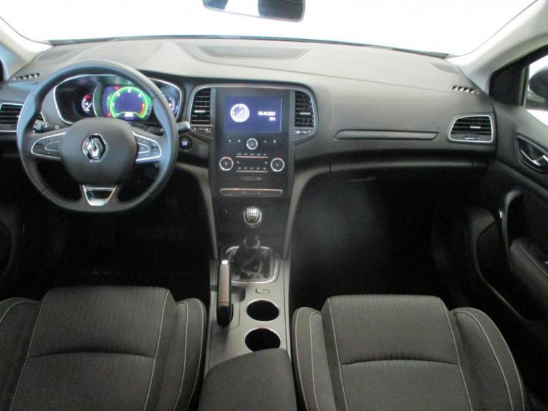 Renault Megane IV BERLINE BUSINESS Blue dCi 115 Gris occasion à CHERBOURG-EN-COTENTIN - photo n°7