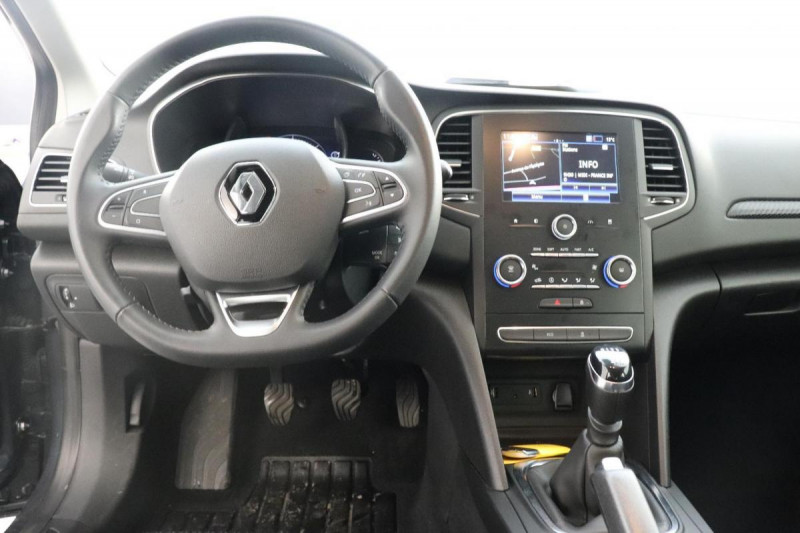 Renault Megane IV BERLINE BUSINESS Blue dCi 95 Gris occasion à Seclin - photo n°4