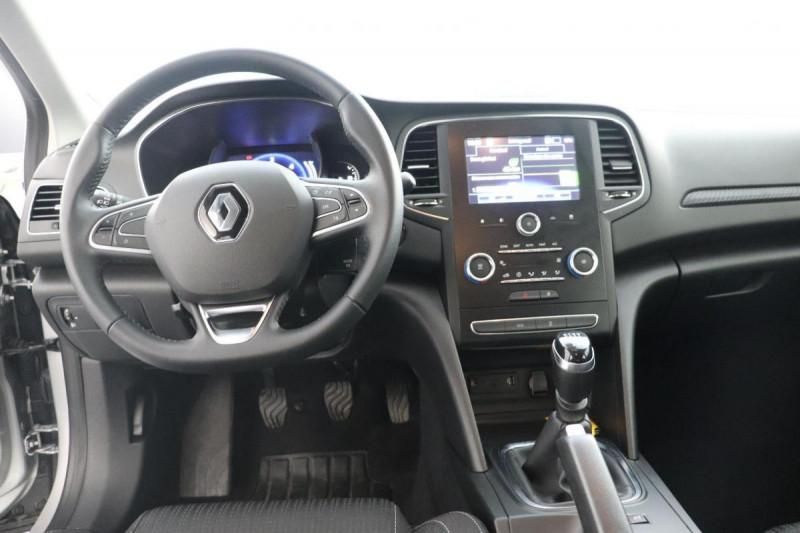 Renault Megane IV BERLINE BUSINESS Blue dCi 95 Gris occasion à Toulouse - photo n°4