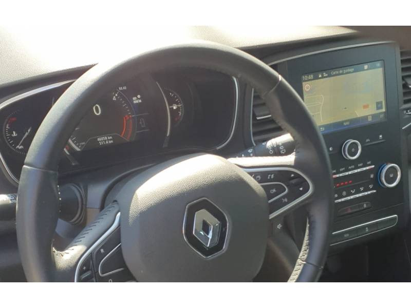 Renault Megane IV BERLINE BUSINESS dCi 110 Energy Gris occasion à Condom - photo n°5