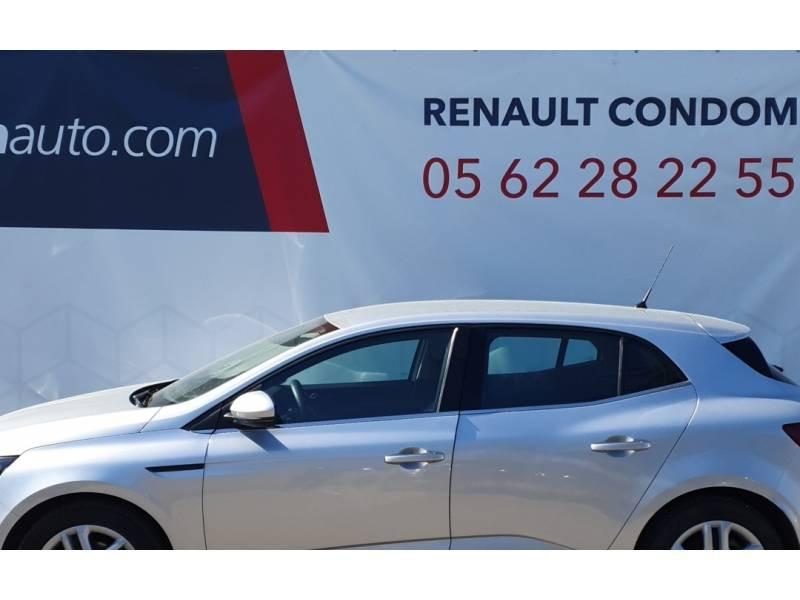 Renault Megane IV BERLINE BUSINESS dCi 110 Energy Gris occasion à Condom - photo n°2