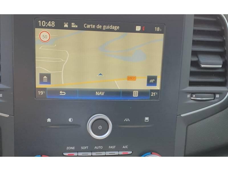 Renault Megane IV BERLINE BUSINESS dCi 110 Energy Gris occasion à Condom - photo n°7