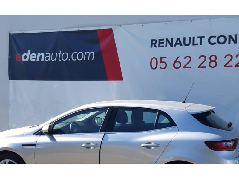 Renault Megane IV BERLINE BUSINESS dCi 110 Energy Gris occasion à Condom - photo n°3