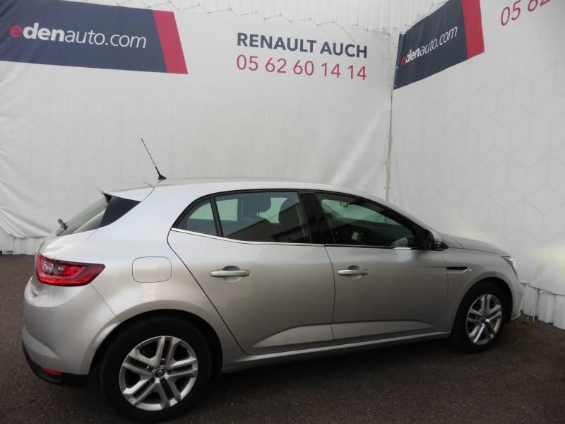 Renault Megane IV BERLINE BUSINESS TCe 100 Energy Gris occasion à L'Isle-Jourdain - photo n°2