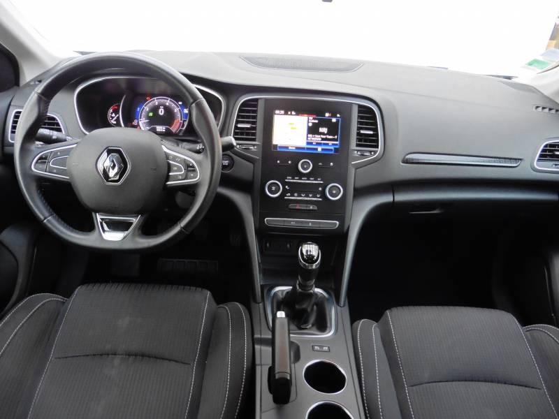 Renault Megane IV BERLINE BUSINESS TCe 100 Energy Gris occasion à L'Isle-Jourdain - photo n°4