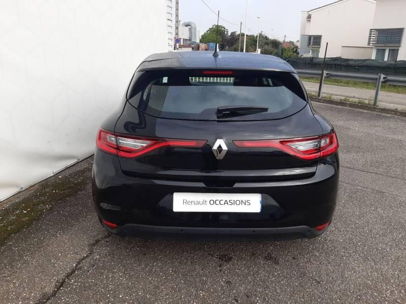 Renault Megane IV BERLINE BUSINESS TCe 115 FAP Noir occasion à Agen - photo n°4