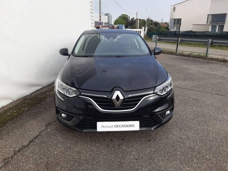 Renault Megane IV BERLINE BUSINESS TCe 115 FAP Noir occasion à Agen - photo n°2
