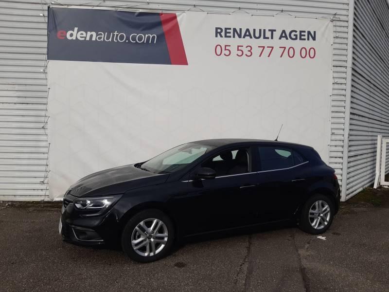Renault Megane IV BERLINE BUSINESS TCe 115 FAP Noir occasion à Agen