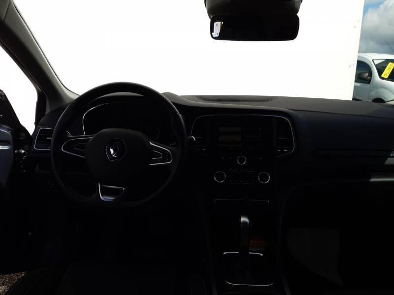 Renault Megane IV BERLINE dCi 110 Energy EDC Intens Gris occasion à Langon - photo n°8