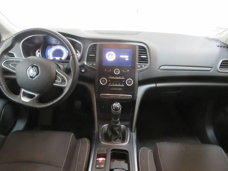 Renault Megane IV BERLINE dCi 110 Energy Limited Noir occasion à BAYONNE - photo n°4