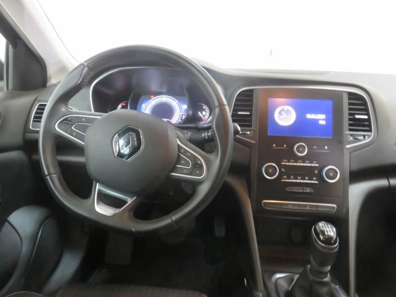 Renault Megane IV BERLINE dCi 110 Energy Limited Noir occasion à BAYONNE - photo n°9