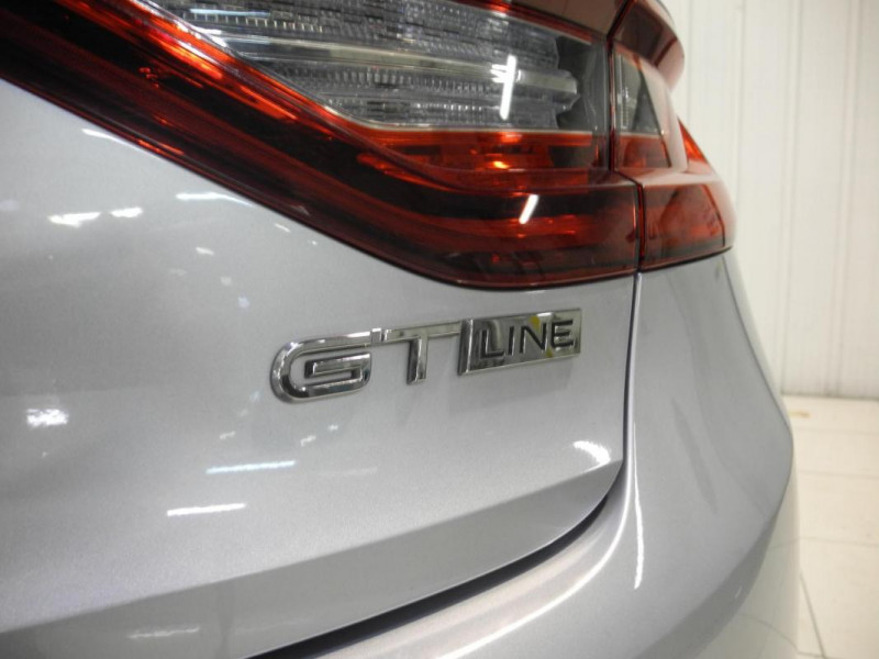 Renault Megane IV BERLINE dCi 130 Energy Intens Gris occasion à AURAY - photo n°10