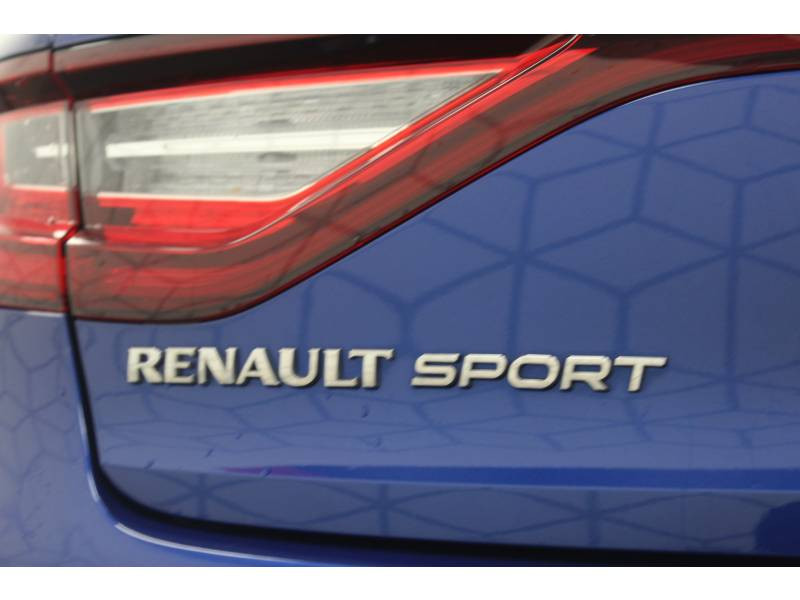 Renault Megane IV BERLINE dCi 165 Energy EDC GT Bleu occasion à DAX - photo n°11