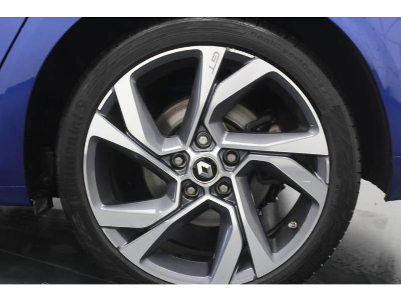 Renault Megane IV BERLINE dCi 165 Energy EDC GT Bleu occasion à DAX - photo n°10