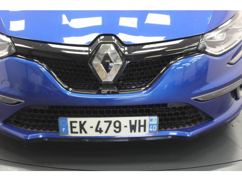Renault Megane IV BERLINE dCi 165 Energy EDC GT Bleu occasion à DAX - photo n°9