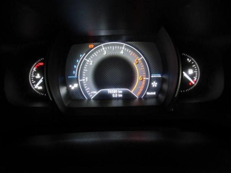 Renault Megane IV BERLINE dCi 165 Energy EDC GT Bleu occasion à FLERS - photo n°10