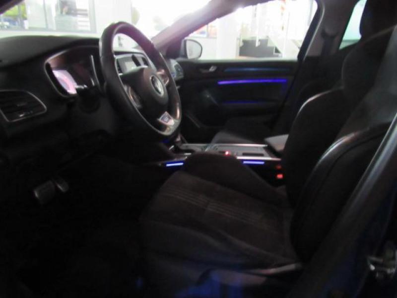 Renault Megane IV BERLINE dCi 165 Energy EDC GT Bleu occasion à FLERS - photo n°8