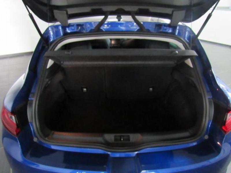 Renault Megane IV BERLINE dCi 165 Energy EDC GT Bleu occasion à FLERS - photo n°6