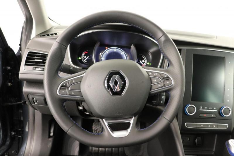 Renault Megane IV BERLINE NOUVELLE Blue dCi 115 Intens Gris occasion à Toulouse - photo n°6