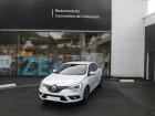 Renault Megane IV BERLINE TCe 140 FAP Intens Blanc à CHATEAULIN 29