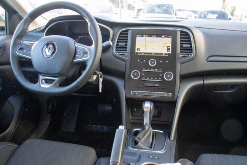Renault Megane IV Blue dCi 115 EDC DELUXE GPS Bleu occasion à Toulouse - photo n°8