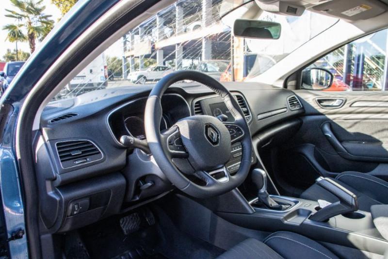 Renault Megane IV Blue dCi 115 EDC DELUXE GPS Bleu occasion à Toulouse - photo n°5