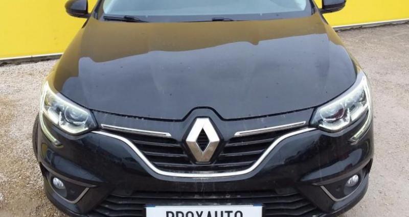 Renault Megane IV BUSINESS Berline Blue dCi 115 Noir occasion à Fontenay-le-vicomte - photo n°2