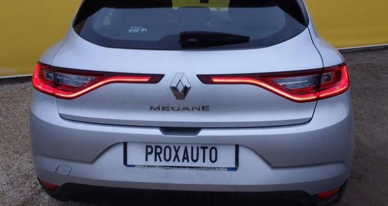 Renault Megane IV BUSINESS Berline dCi 90 Energy Gris occasion à Fontenay-le-vicomte - photo n°5