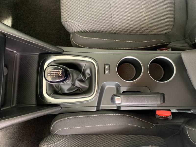 Renault Megane IV SOCIETE DCI 110 ENERGY AIR NAV REVERSIBLE Blanc occasion à Aire sur Adour - photo n°12