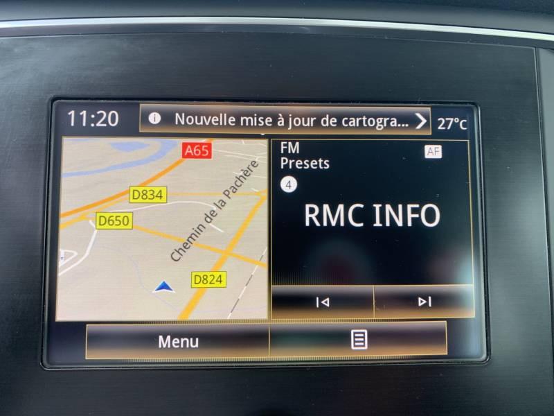 Renault Megane IV SOCIETE DCI 110 ENERGY AIR NAV REVERSIBLE Blanc occasion à Aire sur Adour - photo n°16