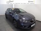 Renault Megane mégane iv berline tce 115 fap limited Gris à Saint-Berthevin 53