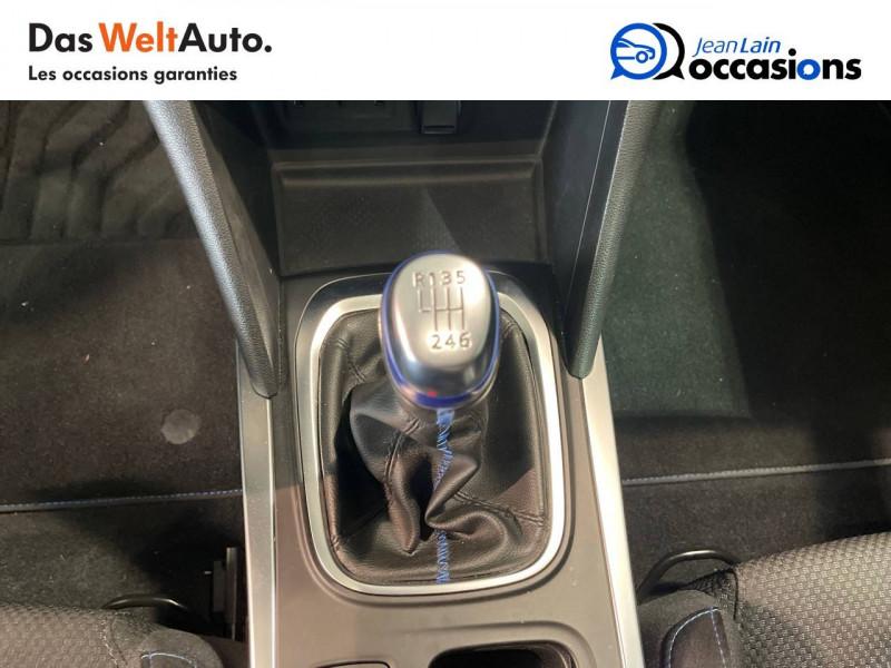 Renault Megane Mégane IV Berline TCe 160 Energy Intens 5p Bleu occasion à Seynod - photo n°13