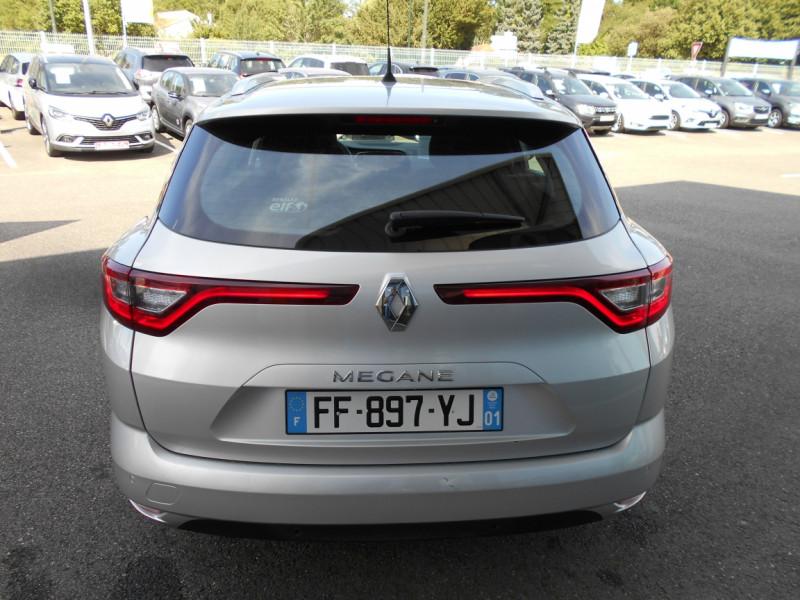 Renault Megane Mégane IV Estate TCe 115 FAP Business Gris occasion à Bessières - photo n°3