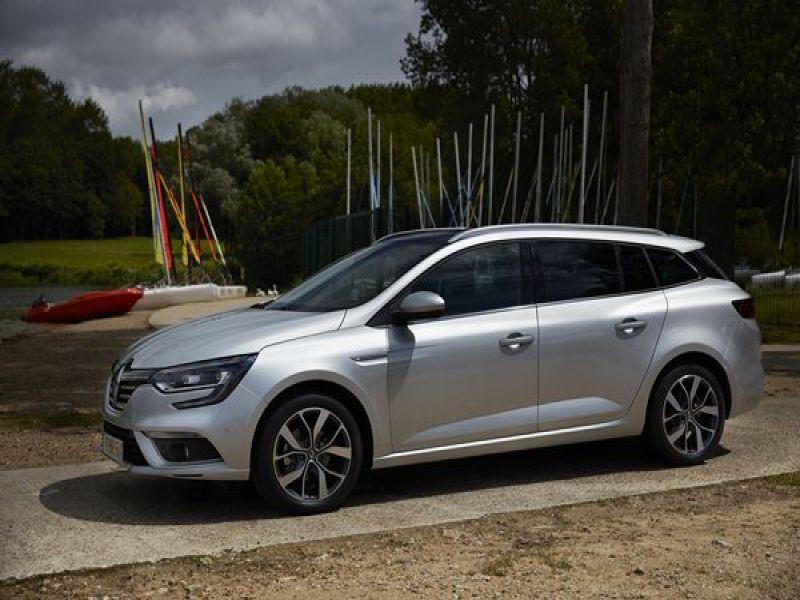 Renault Megane Zen Energy dCi 110 cv  occasion à Beaupuy