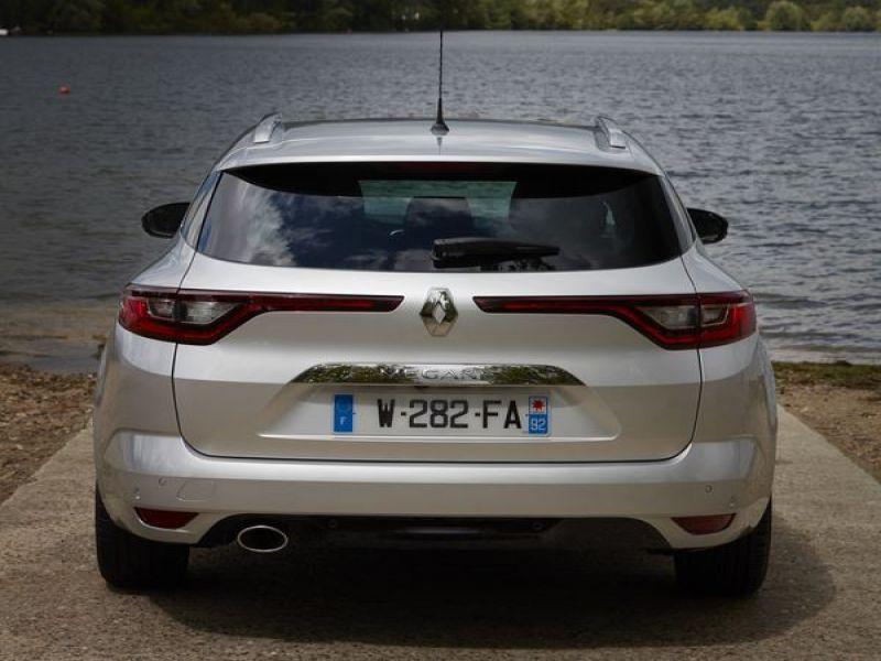 Renault Megane Zen Energy dCi 110 cv  occasion à Beaupuy - photo n°3