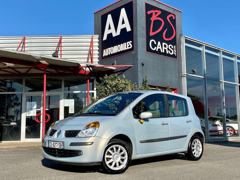 Renault Modus occasion 2004 mise en vente à Castelmaurou par le garage BS CARS.COM - photo n°1