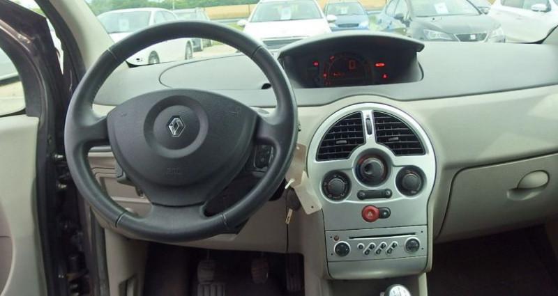 Renault Modus 1.5 DCI 85CH EXPRESSION Marron occasion à FONTAINE LES GRES - photo n°5