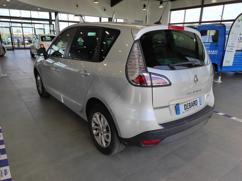 Renault Scenic III 1.5 DCI 110CH ENERGY LIMITED EURO6 2015 Gris occasion à Mérignac - photo n°3