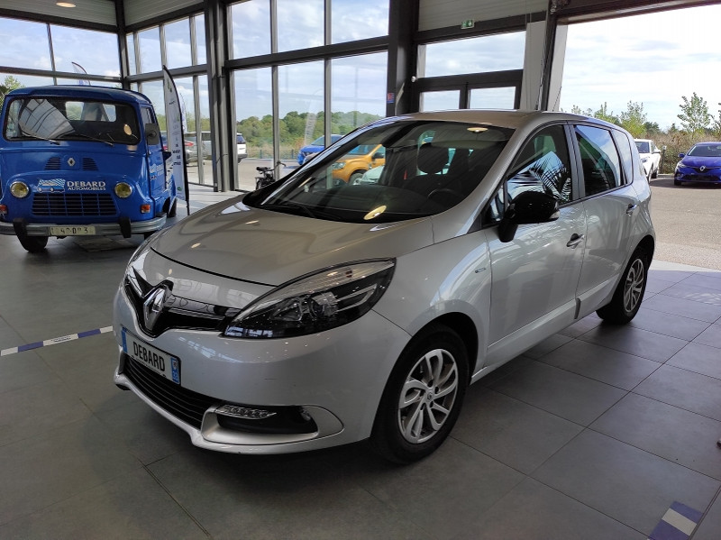 Renault Scenic III 1.5 DCI 110CH ENERGY LIMITED EURO6 2015 Gris occasion à Mérignac