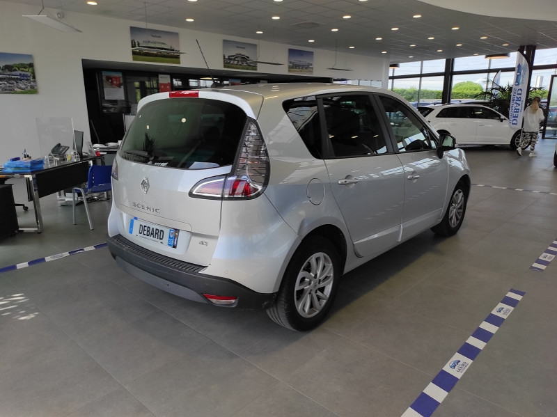 Renault Scenic III 1.5 DCI 110CH ENERGY LIMITED EURO6 2015 Gris occasion à Mérignac - photo n°4