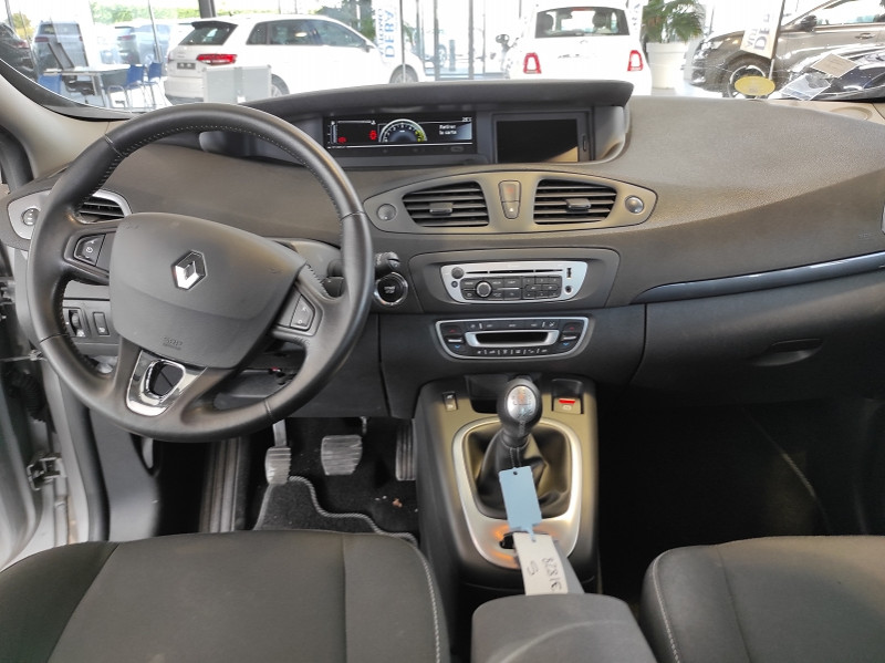 Renault Scenic III 1.5 DCI 110CH ENERGY LIMITED EURO6 2015 Gris occasion à Mérignac - photo n°7
