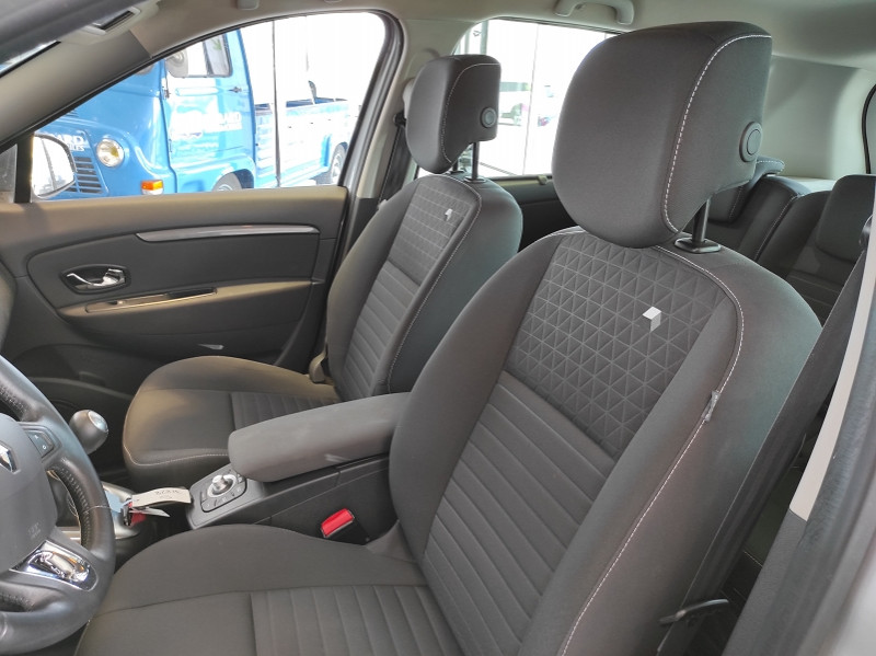 Renault Scenic III 1.5 DCI 110CH ENERGY LIMITED EURO6 2015 Gris occasion à Mérignac - photo n°6