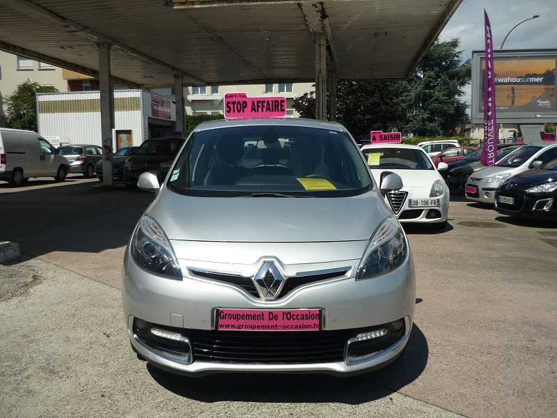 Renault Scenic III 1.6 DCI 130CH ENERGY DYNAMIQUE ECO² Gris occasion à Toulouse - photo n°2